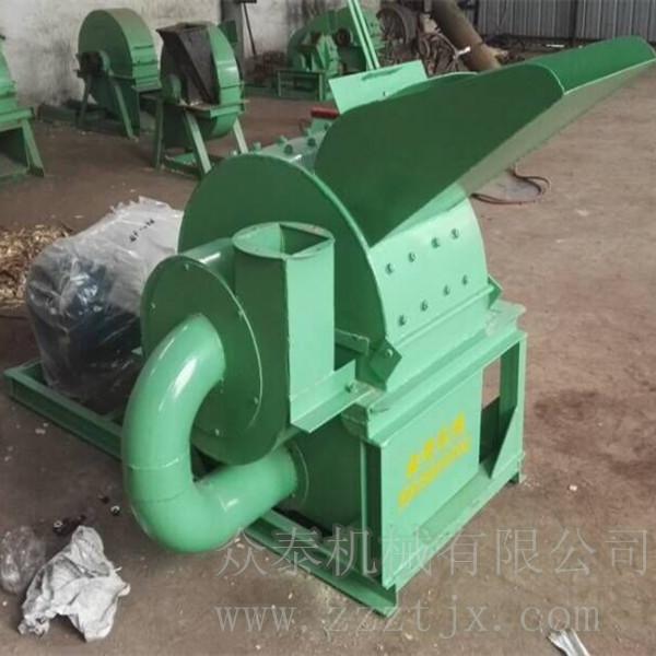 众泰机械木材粉碎机专业的木材前期破碎设备厂家