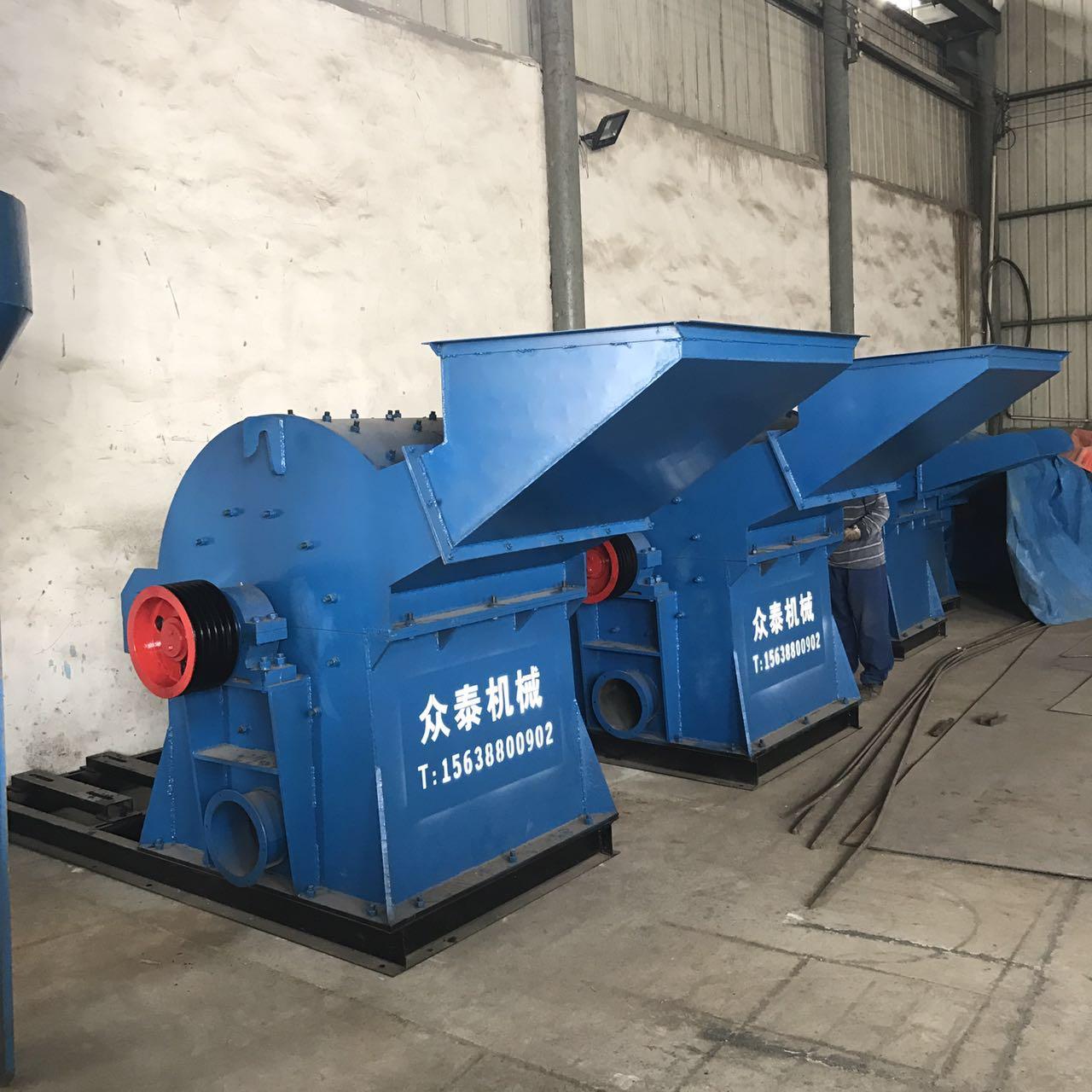 优质木材粉碎机设备推荐到众泰机械|众泰木材粉碎机品质高应用范围广